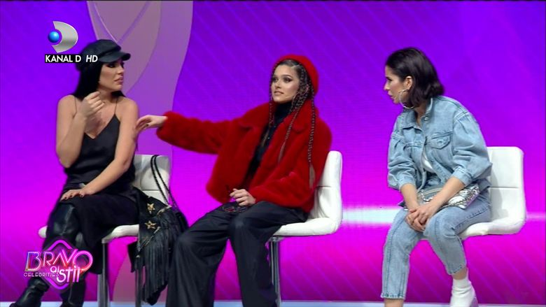 Theo Rose ii face complimente Biancai Giurcanu: ''Semeni foarte mult cu ma-sa lu' Hadid''