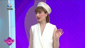 Cantareata Alexandra Ungureanu isi cauta iubit! Dar stie sa se imbrace? Juratii de la Bravo, ai stil Celebrities i-au dat calificativele