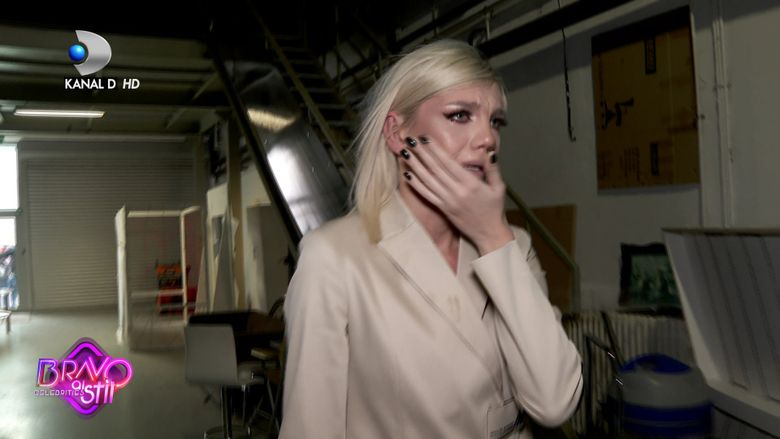 Bianca Giurcanu a izbucnit in lacrimi in timpul jurizarii! Ce s-a intamplat si de ce a plecat concurenta din emisiune