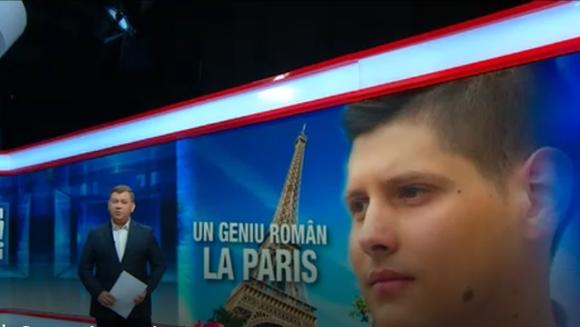 Are doar 23 de ani si deja detine un post cheie in Guvernul de la Paris! Vorbeste trei limbi straine si se pregateste pentru una dintre cele mai rare meserii din lume! Dan Madalin Pavel e inca unul dintre tinerii geniali pe care Romania ii pierde!