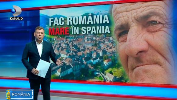 In fiecare an, Romania pierde aproape 30.000 de oameni, iar Spania ii castiga definitiv! Sate intregi din peninsula au fost reinviate de sutele de mii de romani ajunsi aici in cautarea unei vieti mai bune! Iata cum isi duc traiul romanii stabiliti in Sabi