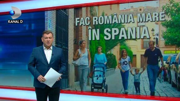 Pentru mii de romani, o zona arida si depopulata a Spaniei inseamna acum a doua casa! Pana in urma cu 20 de ani, Almunia era un sat aproape sters de pe harta - acum e unul dintre cele mai dezvoltate! Ai nostri au gasit aici viata decenta pe care Romania n
