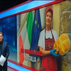 """""""Romania m-a dezamagit atat de mult, incat i-am interzis copilului meu sa mai vorbeasca limba romana!"""" Sunt vorbele sfasietoare ale Monicai Podina, o ardeleanca plecata de ani buni in Italia! Iata un reportaj din campania """"Fac Romania mare in Italia""""!"""