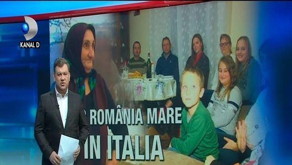 """Fac Romania mare in Italia"": Are sapte copii, 19 nepoti si stranepoti, dar are casa mai goala ca niciodata! Toata familia i-a plecat in Italia ca sa o duca mai bine! Ea a ramas acasa si ii asteapta in fiecare zi! Iata povestea unei batrane din Bistrita,"