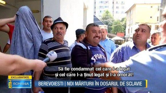 """Noi tragedii scoase la iveala de reporterii KANAL D in cazul sclavilor din Berevoiesti! Povestea femeii careia i-a murit fratele si i-a paralizat sotul din cauza romilor: """"Vreau ca tiganii sa fie pedepsiti! Ei i-au provocat moartea"""""""
