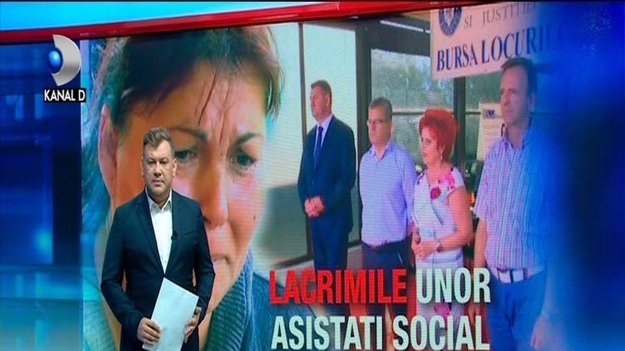 Decat loc de munca, mai bine ajutor social! E principiul dupa care traiesc pe banii nostri miile de asistati social! Iata tabloul unei Romanii nemuncitoare!