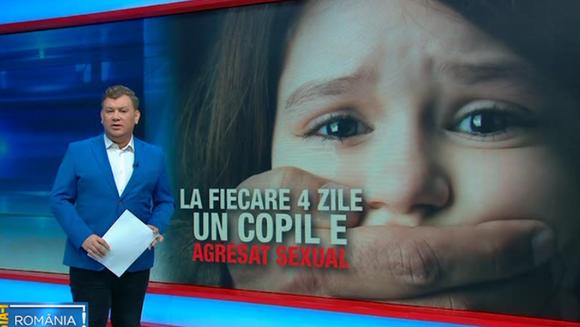 In Romania se petrec zilnic cinci violuri, iar la fiecare patru zile un copil e agresat sexual! Imaginati-va ca doar in capitala, peste o suta de femei au cazut prada unui agresor care, culmea, era arestat la domiciliu! Iata realitatea socanta a unui feno