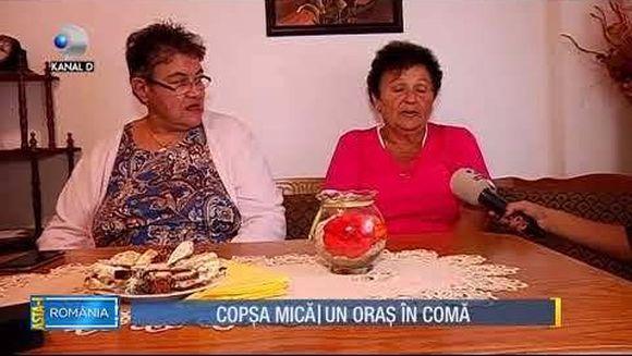 Editia din 22 octombrie 2017 - Copsa Mica, un oras in coma! Editie COMPLETA