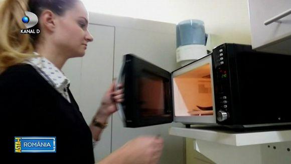 Editia din 24 februarie -  Ravagiile produse de cuptorul cu microunde!