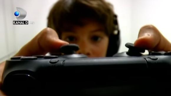 Editia din 9 iunie - Pericolul din jocurile video