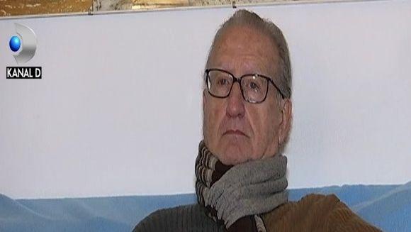 """Italianul falit din dragoste: """"Traiesc cu 2 euro pe zi"""""""