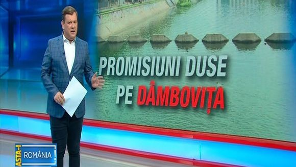 Dambovita ramane simbolul pierdut al Bucurestiului! In timp ce la unguri sau la sloveni, raurile aduc zeci, chiar sute de milioane de euro in bugetul oraselor pe care le traverseaza, la noi e ca la nimeni!