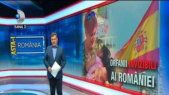 SPANIA – FENOMENUL COPIILOR NEVAZUTI! Iata o ancheta revoltatoare despre drama copiilor orfani romani parasiti in maternitatile din peninsula!