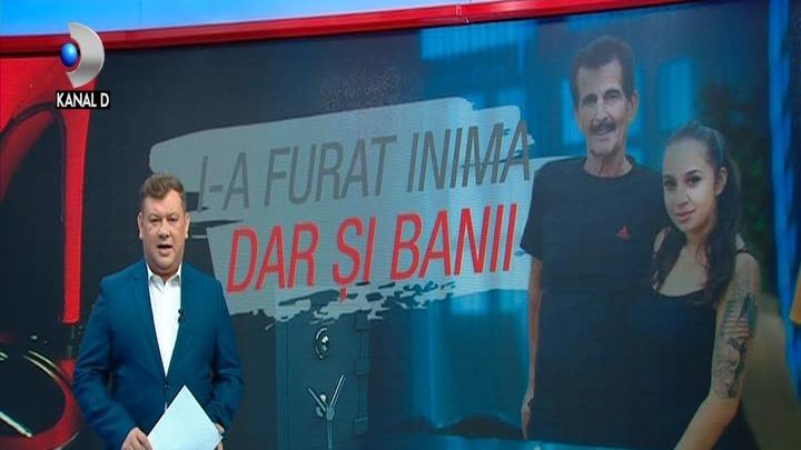 Iubirea i-a luat inima dar si toti banii din seif - aproape o suta de mii de euro! E povestea lui Naser, un afacerist iranian, stabilit in Petrosani, care isi cauta dreptatea pe la politie si iubita prin toata tara!