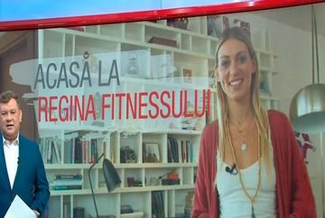 Este bloggerita, om de afaceri de succes si promotoarea unui stil de viata sanatos! Iata povestea de viata a Sorinei Fredholm, supranumita regina fitness-ului!