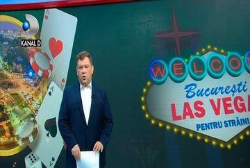Bucurestiul a devenit un mic Las Vegas pentru strainii cu bani! Turistii, in special israelieni, aflati in cautarea distractiei vin aici de la mii de kilometri distanta ca sa si incerce norocul la cazinouri si sa-si satisfaca viciul!