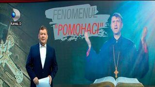 Fenomenul Pomohaci n-a murit doar se transforma! Departe de ochii lumii, in garajul din curtea casei tranformat in altar au loc asa zise slujbe de exorcizare!