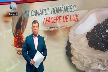 """Caviarul ramane """"perla neagra"""" a gastronomiei internationale, iar Romania reintra in randul celor mai mari producatori si exportatori din lume!"""