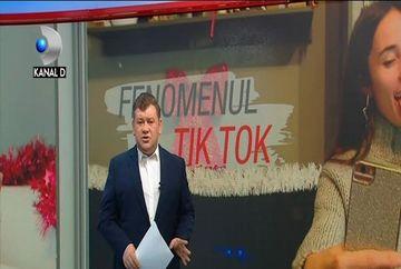 TIK TOK - aplicatia  care creeaza isterie in randul tinerilor din Romania si care a devenit cel mai de temut rival al facebook-ului! Iata cum oricine poate deveni vedeta in online in doar 15 secunde - cu un videoclip in care zambesti, dansezi, sau imiti!