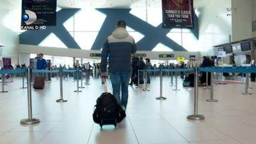 """Cine se lauda cu proverbiala ospitalitate romaneasca nu a intrat in tara prin aeroportul Otopeni! Vezi duminica la """"Asta-i Romania"""", de la ora 14:30, din ce cauza aproape patruzeci de mii de pasageri au zilnic senzatia ca au aterizat intr-o gara!"""