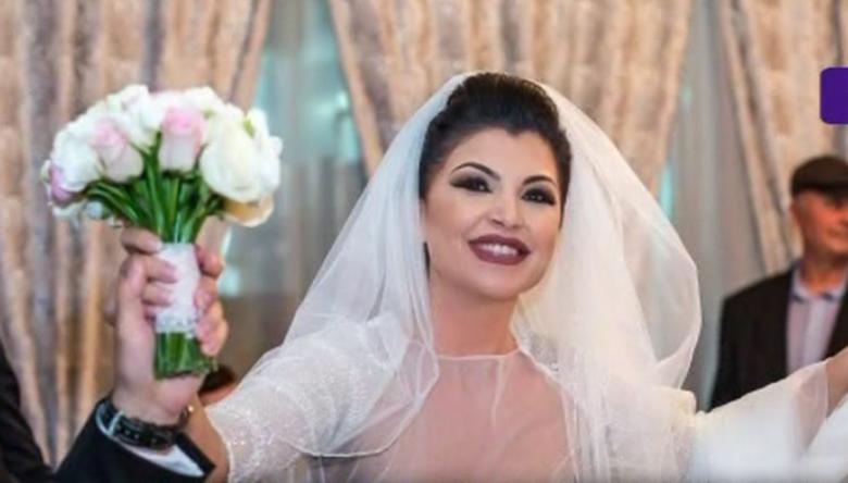 Claudia Ghitulescu s-a casatorit in mare secret si nu vrea sa dezvaluie identitatea sotului ei! Iata imagini in exclusivitate de la petrecerea fastuoasa!