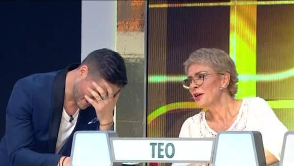 """Moment de senzatie in noul show """"Super-potriveala""""! Teo se saruta cu George! Nu ratati premiera emisiunii, sambata aceasta, de la ora 20:00!"""