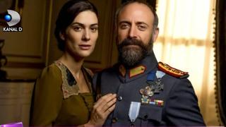 """Protagonistii serialului """"Patria mea esti tu"""" traiesc o iubire ca-n filme! Halit Ergenc este indragostit ca-n prima zi de frumoasa lui sotie, Berguzar Korel pe care a cunoscut-o pe platourile de filmare!"""