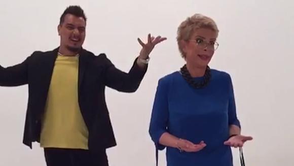 """Ce bine se distreaza Teo si Bursucu! """"Teo Show"""" se intoarce de luni, de la 15.00, la Kanal D!"""