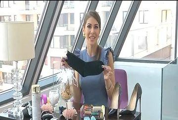 Cristina Mihaela, secrete intre fete! Iata cum puteti sa purtati o pereche de pantofi in mai multe feluri si cum sa infrumusetati incaltamintea veche!