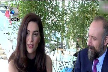 "Actorii principali din serialul ""Patria mea esti tu"", interviu exclusiv! Halit Ergenc si Berguzar Korel fac dezvaluiri in premiera despre rolurile jucate in productia-fenomen!"