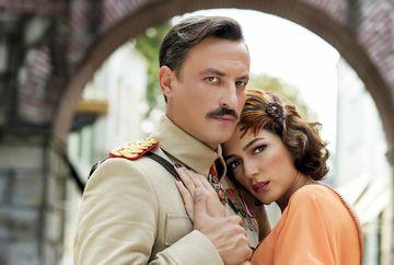 """Colonelul Tevfik, un personaj remarcabil in serialul """"Patria mea esti tu""""! Celebrul actor Onur Saylak este unul dintre cei mai apreciati actori si regizori din Turcia!"""