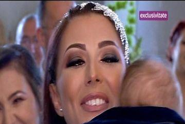 Ilinca Vandici, lacrimi de tristete in ziua nuntii sale! Si-ar fi dorit ca tatal ei sa o vada mireasa! Iata cele mai emotionante momente din timpul celor doua evenimente!