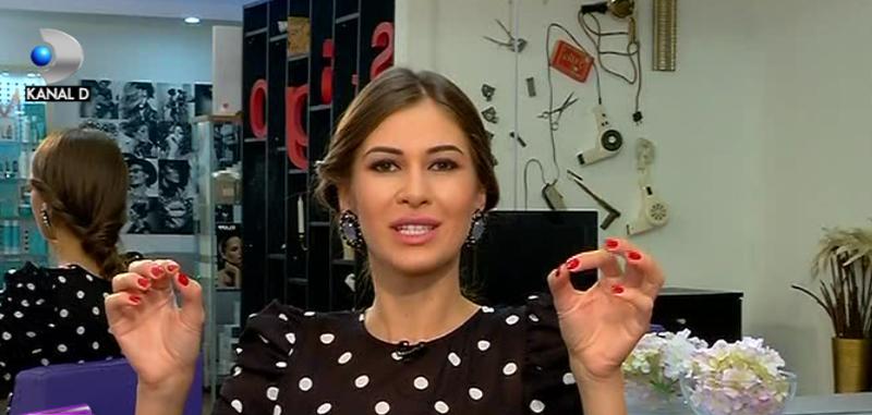 Secrete Intre Fete Cristina Mihaela A Dezvaluit Cum Ne Putem Coafa In