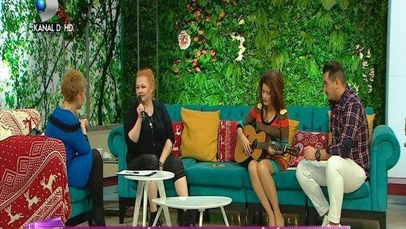 Narcisa Suciu, idolul artistei bulgaroaice, Lily Drumeva!