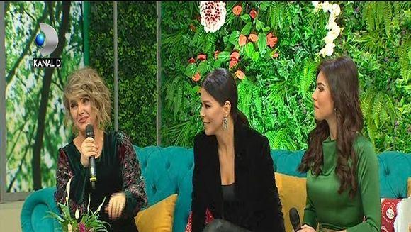 Silvia Ionita, Simona Patruleasa si Ilinca Obadescu, actrite pentru o zi!
