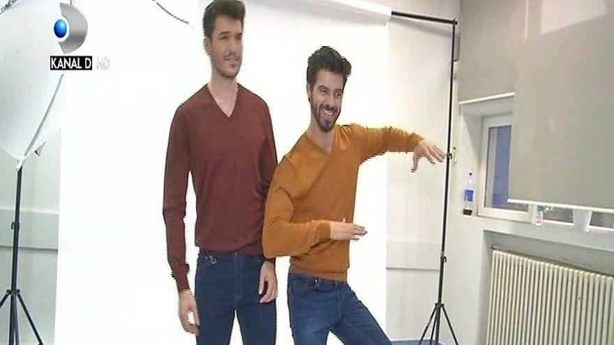 Stefan Floroaica si Alex Nedelcu, de la Exatlon, pe copertele revistelor