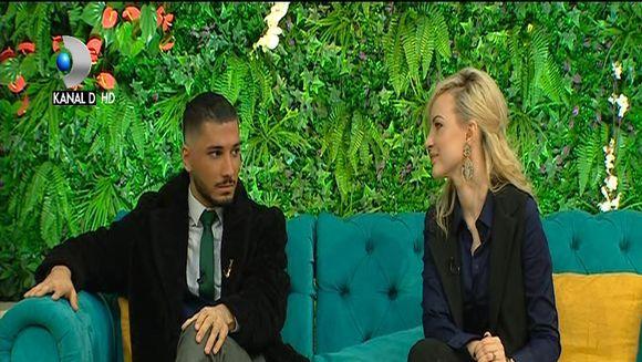 Adrian si Larisa de la ''Puterea dragostei'' NU se mai ascund! Primele declaratii despre relatia lor: ''Aseara a fost la mine''