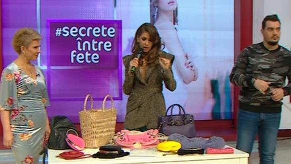 Secrete intre fete: Cristina Mihaela, despre gentile in trend! Iata ce modele inedite se poarta si la care dintre ele ar trebui sa renuntam!