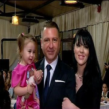 Anais, fiica lui Cristian Sabbagh, pe podium! La nici doi ani, are propria colectie de rochite