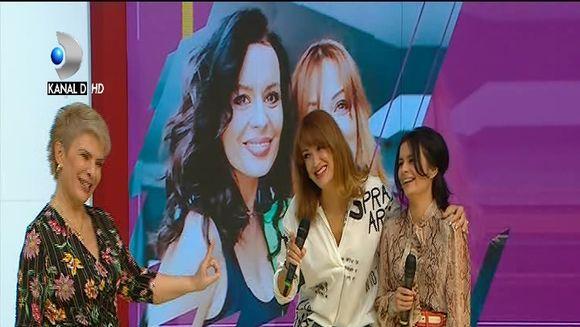 Anca Turcasiu si Ana Georgescu, proiect de exceptie!