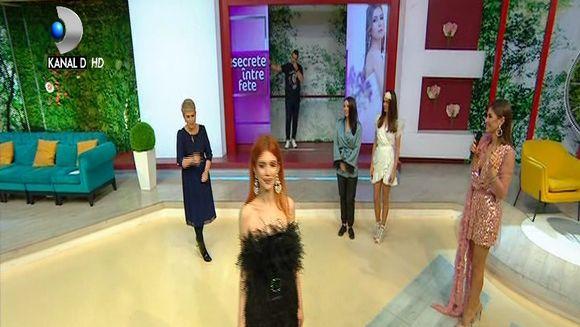 Cristina Mihaela, despre trendul momentului! Cum purtam tinutele cu fulgi!