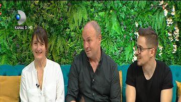Cadou INEDIT primit de Andrei Leonte de la iubita lui! I-a adoptat un urs!