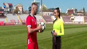 Cristi Pulhac, confesiuni incendiare despre viata personala si cariera de fotbalist, la Teo Show
