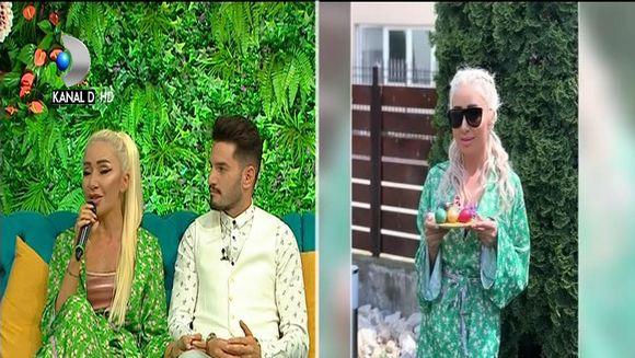 Sonia Trifan si Andrei Neagoe, Paste la Curtea de Arges! Ce bunatati au mancat
