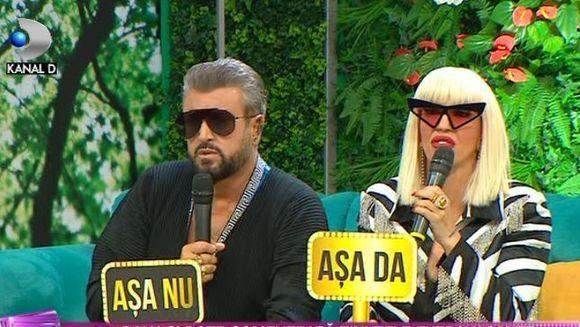 "Raluca Badulescu si Catalin Botezatu comenteaza tinutele extravagante de la ""Met Gala""!"