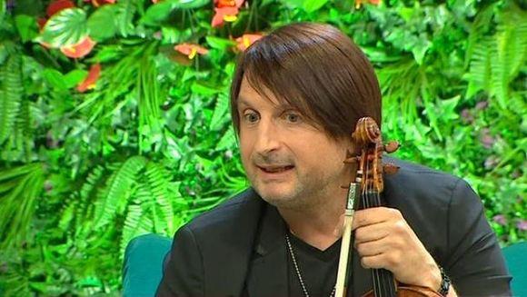 Edvin Marton, violonistul care canta la cea mai scumpa vioara din lume! Iata ce marturisiri inedite a facut celebrul muzician!