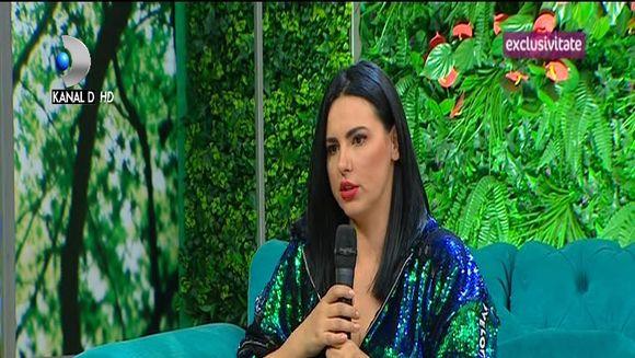 EXCLUSIV Prima aparitie a Laviniei Pirva la TV dupa ce a nascut! Cum arata si cat a reusit sa slabeasca
