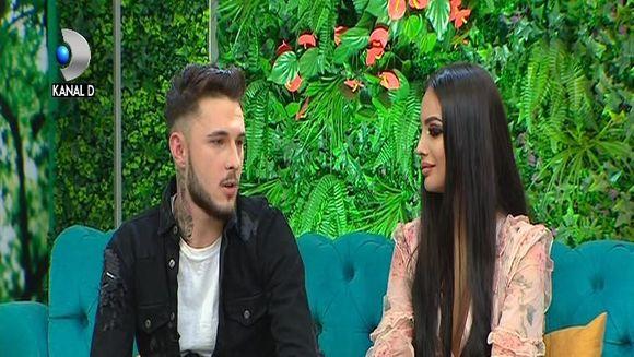 """Simina si Alex arunca bomba! Ce se va intampla cu relatia lor acum ca nu mai sunt in casa """"Puterea dragostei"""""""