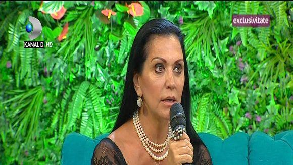 Beatrice Rancea, dezvaluiri incredibile la ''Teo Show''! Despre motivul pentru care se imbraca in negru
