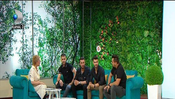 """""""O iei tu pe Roxana, iar eu pe Simona!"""" Frații Sterp și Bobicioiu, dezvaluiri în premieră la Teo Show"""